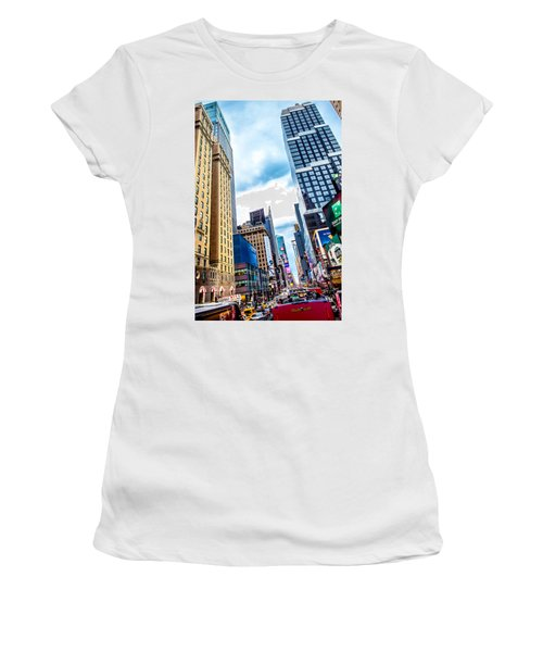 City Sights Nyc Women's T-Shirt