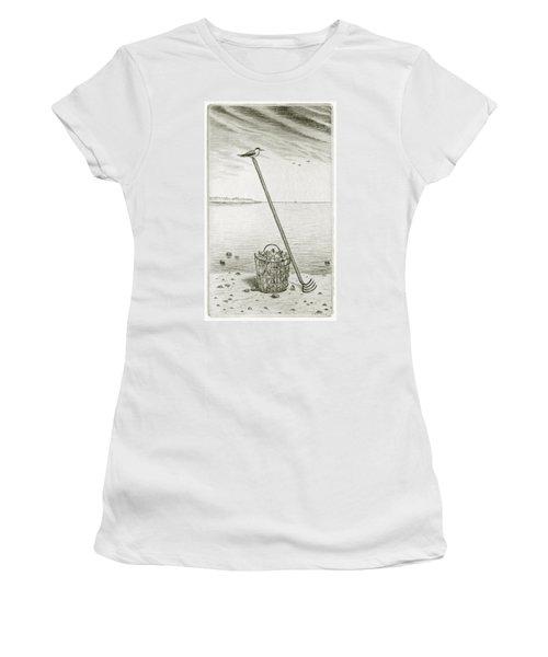 Clamming Women's T-Shirt