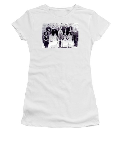 Class Of 1894 Bw Women's T-Shirt (Athletic Fit)