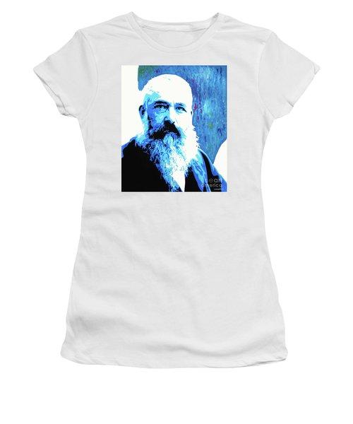 Claude Monet. Women's T-Shirt (Athletic Fit)