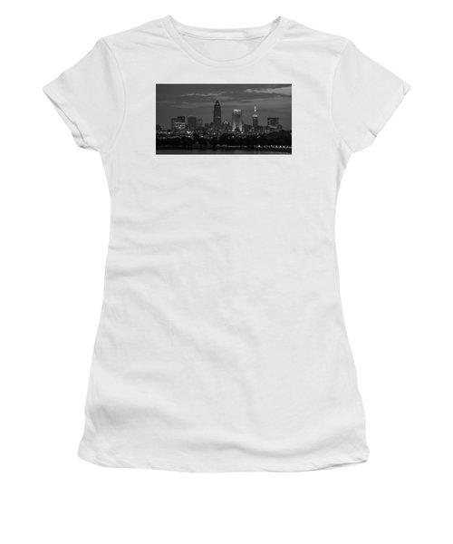 Cleveland After Dark Women's T-Shirt