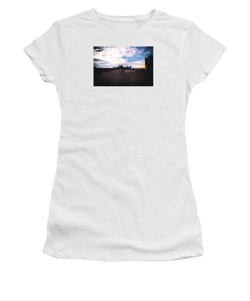Cleveland From Afar Women's T-Shirt