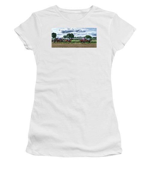 Close Competition Women's T-Shirt