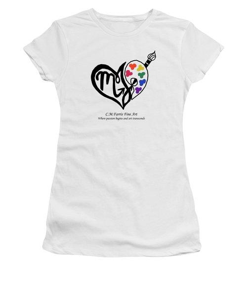 Cmfarris Logo Brand Women's T-Shirt