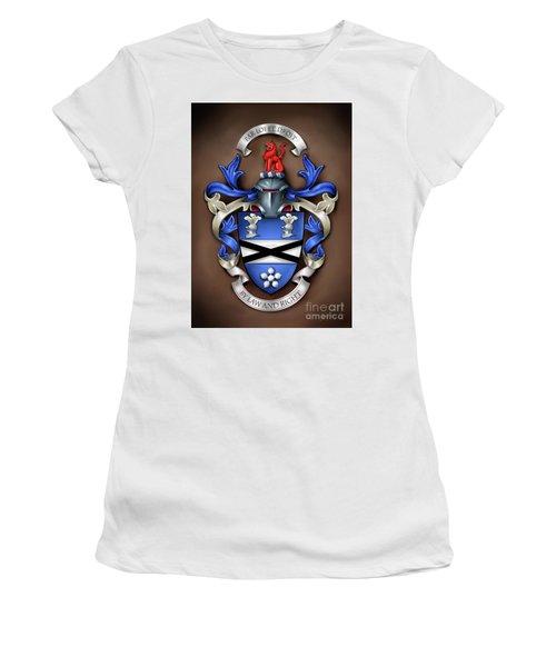 Coa Treanor Women's T-Shirt (Athletic Fit)