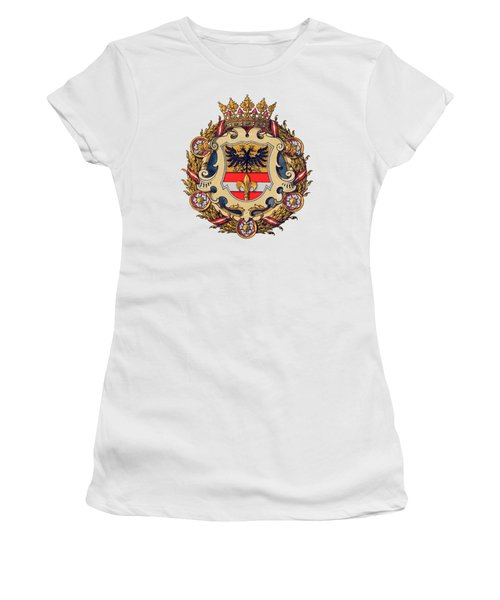 Coat Of Arms Of Triest Women's T-Shirt (Athletic Fit)
