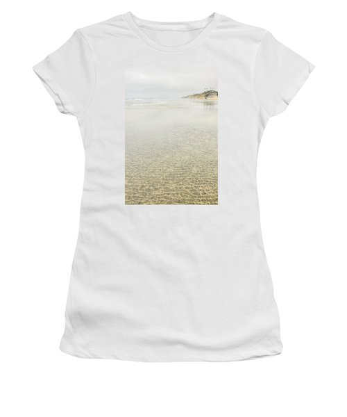 Cobblestones At Lowtide Women's T-Shirt