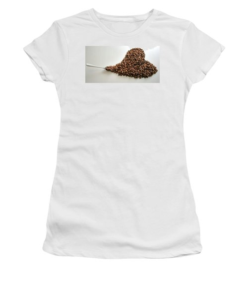 Coffee Lover Women's T-Shirt (Athletic Fit)