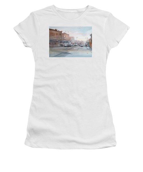 College Avenue - Appleton Women's T-Shirt (Athletic Fit)