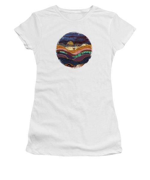Color Fields Women's T-Shirt (Athletic Fit)