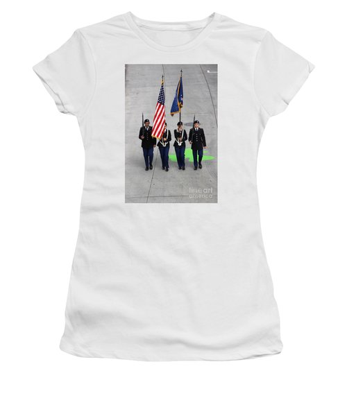 Color Guard Women's T-Shirt