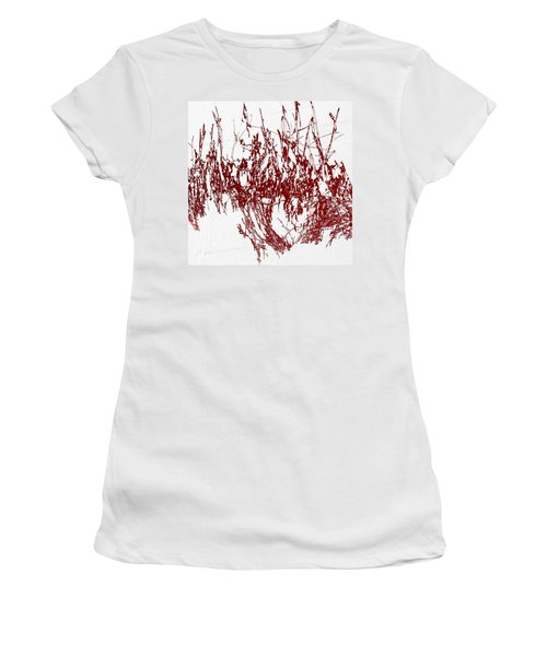 Color Me Dexter Women's T-Shirt (Athletic Fit)