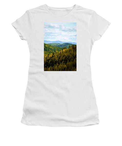 Colors Of Sherman's Pass Women's T-Shirt