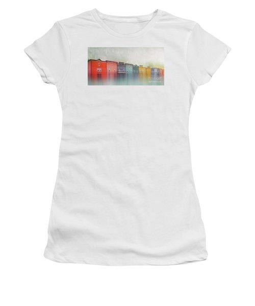 Colourful Dawson City Women's T-Shirt