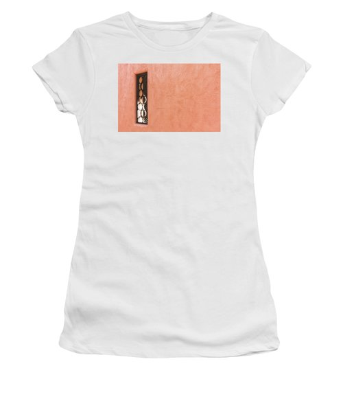Come To My Window Women's T-Shirt (Athletic Fit)