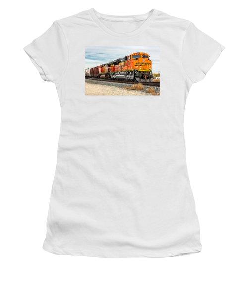 Coming Through Livingston Women's T-Shirt