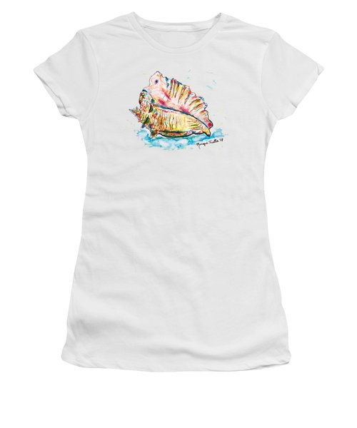 Conch Shell Women's T-Shirt
