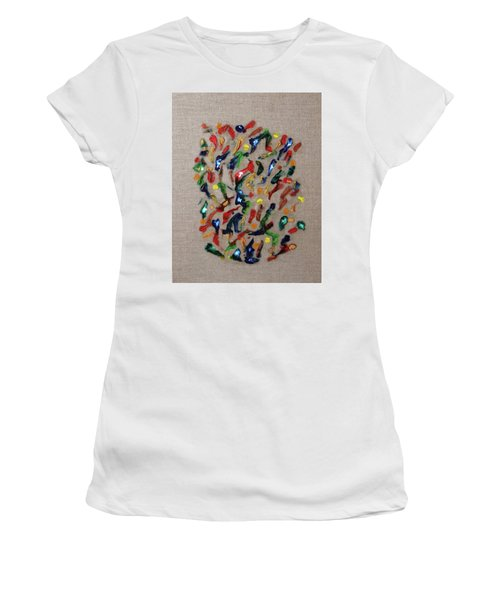 Confetti Women's T-Shirt