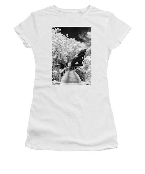 Congaree River Boardwalk Women's T-Shirt