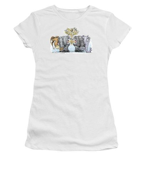 Congress Talking Out Of Their Butts Women's T-Shirt