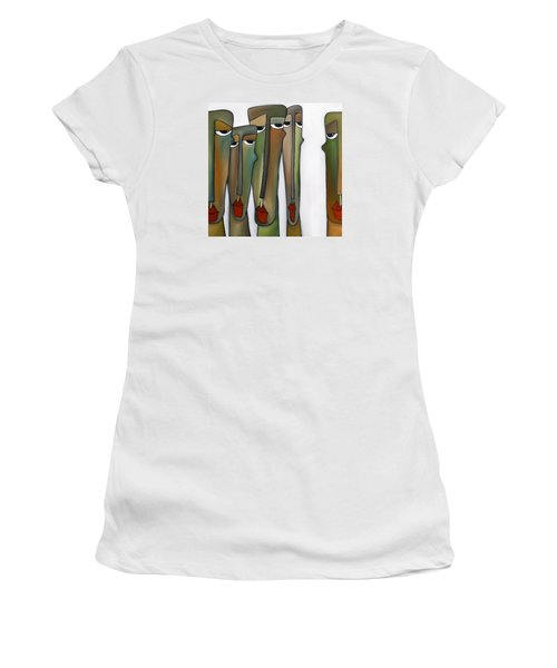 Constituents Women's T-Shirt (Athletic Fit)
