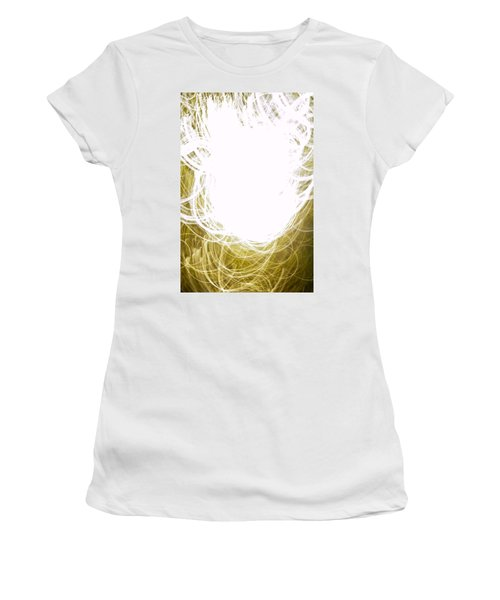 Contemporary Abstraction II Limited Edition 1 Of 1 Women's T-Shirt (Athletic Fit)