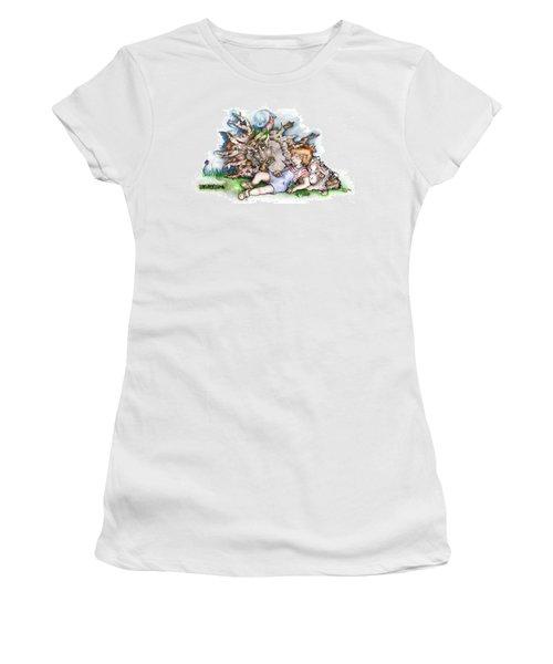 Cookies N' Naps Foto Women's T-Shirt