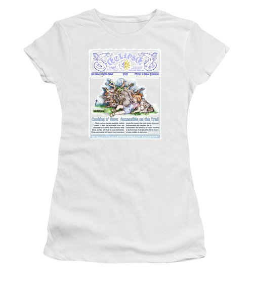 Cookies N' Naps Excerpt Women's T-Shirt