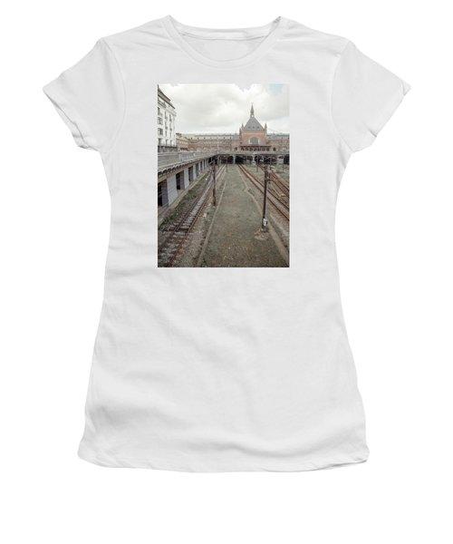 Copenhagen Central Station Women's T-Shirt
