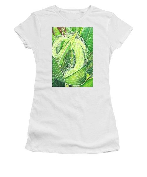 Corn Silk Women's T-Shirt