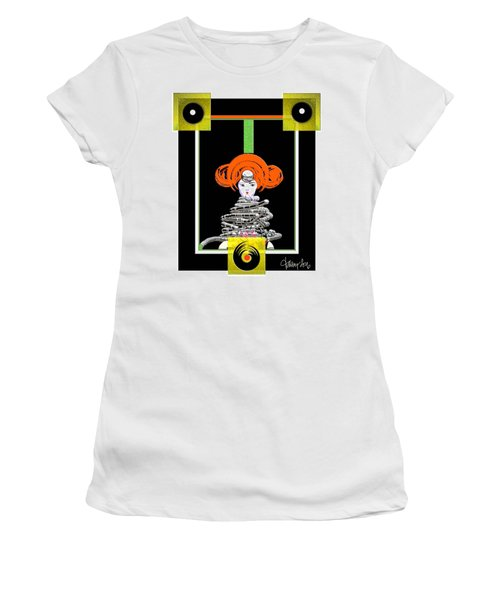 Cosmic Geisha - Close Encounter Women's T-Shirt