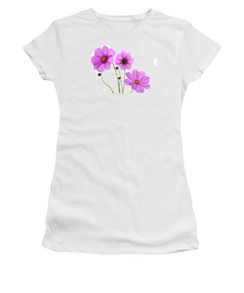 Cosmos Trio Women's T-Shirt (Athletic Fit)
