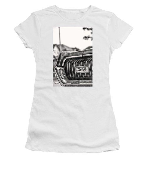 Cougar 1 Women's T-Shirt (Athletic Fit)