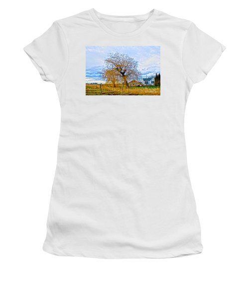 Country Life Artististic Rendering Women's T-Shirt