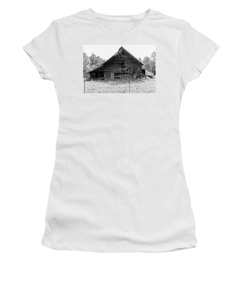 Country Treasure Bw Women's T-Shirt (Athletic Fit)