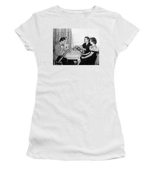 Couples At A Party Women's T-Shirt