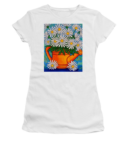 Crazy For Daisies Women's T-Shirt