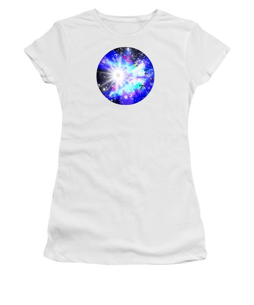 Create Women's T-Shirt (Junior Cut) by Leanne Seymour