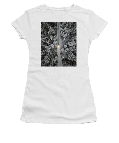 Create Your Own Path  Women's T-Shirt