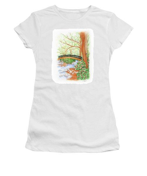 Creek Crossing Women's T-Shirt