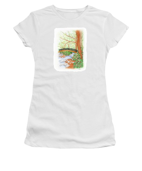 Creek Crossing Women's T-Shirt