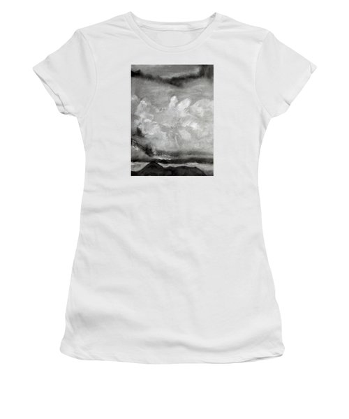 Croagh Patrick Women's T-Shirt (Athletic Fit)