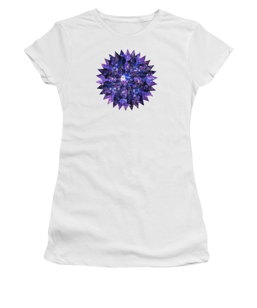 Crystal Magic 1 Women's T-Shirt (Athletic Fit)