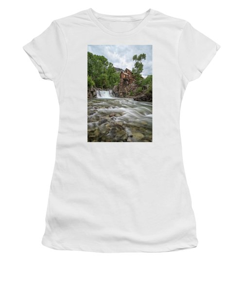 Crystal Mill Colorado 2 Women's T-Shirt