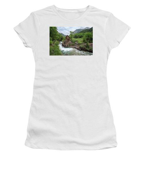 Crystal Mill Colorado 4 Women's T-Shirt