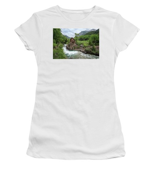 Crystal Mill Colorado 4 Women's T-Shirt