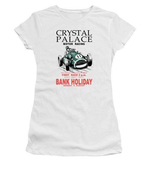 Crystal Palace Motor Racing Women's T-Shirt