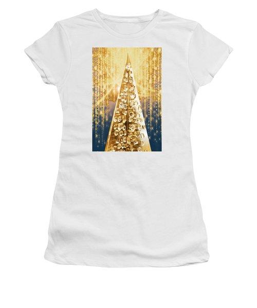 Crystal Tree Women's T-Shirt