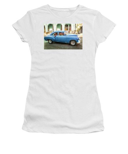 Cuban Taxi Women's T-Shirt