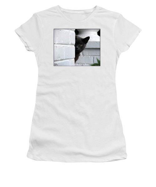 Curiosity Women's T-Shirt (Athletic Fit)